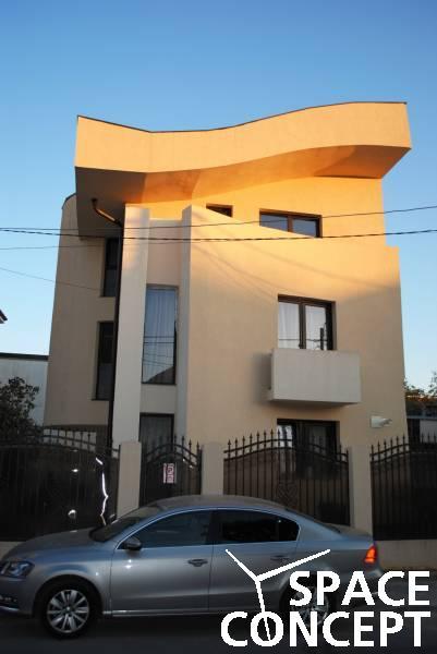 Proiect casa calcan sector 4 space concept for Casa moderna romania