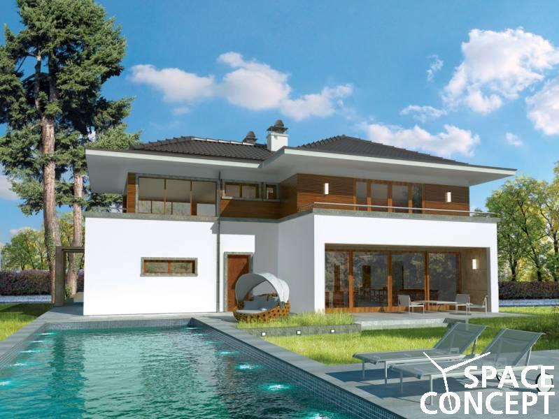 Proiecte case proiecte de case proiecte casa planuri for Casa moderna romania
