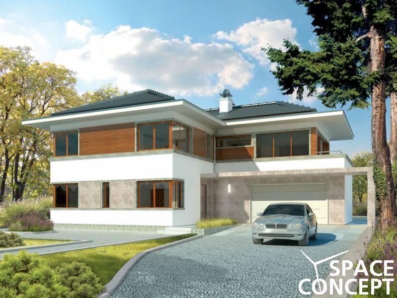 Proiecte case moderne leonardo g2 space concept for Case moderne