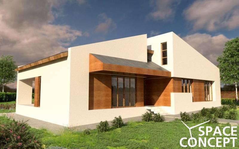 Proiect casa parter space concept for Proiecte case parter
