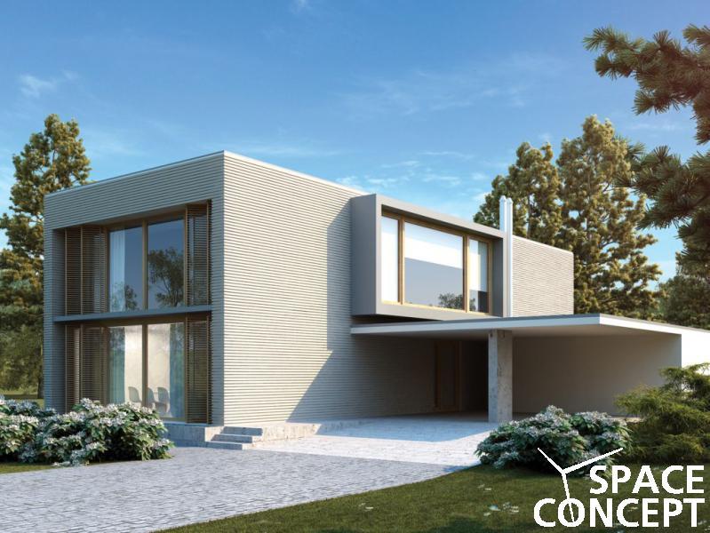 Charming Proiect Casa Moderna